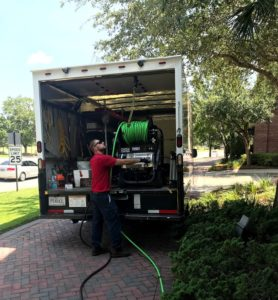 RooterNow Hydrojetting services Charleston SC
