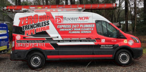 RooterNOW plumbing Van Charleston